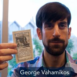 George Vahamikos