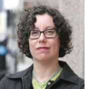 Professor Marcie Frank
