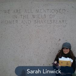 Sarah Linwick