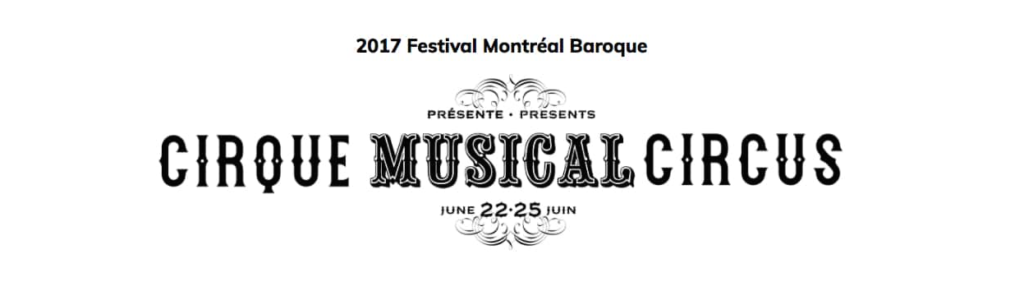 Montreal Baroque 2017